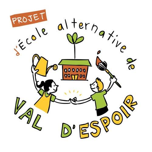 Projet d'école alternative de Val d'Espoir