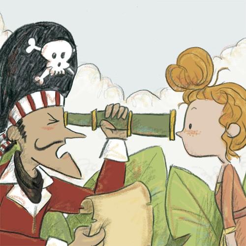 Les aventures de Sven le Terrible : Pas de princesse pour les pirates