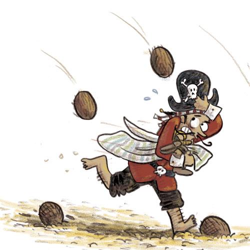 Les aventures de Sven le terrible : Pas de vacances pour les pirates