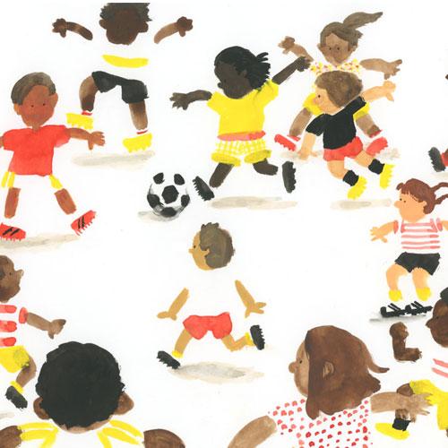 Soccer – Foot